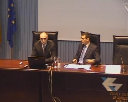 Camilo José Carrillo González. Universidade de Vigo. - Xornada sobre sostibilidade enerxética municipal